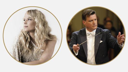 The Vienna Philharmonic interprets Mahler and Bruckner — With Christian Thielemann and Elīna Garanča