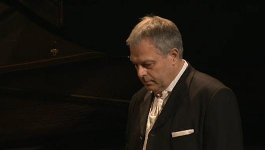 Christoph Prégardien canta «La bella molinera» de Schubert