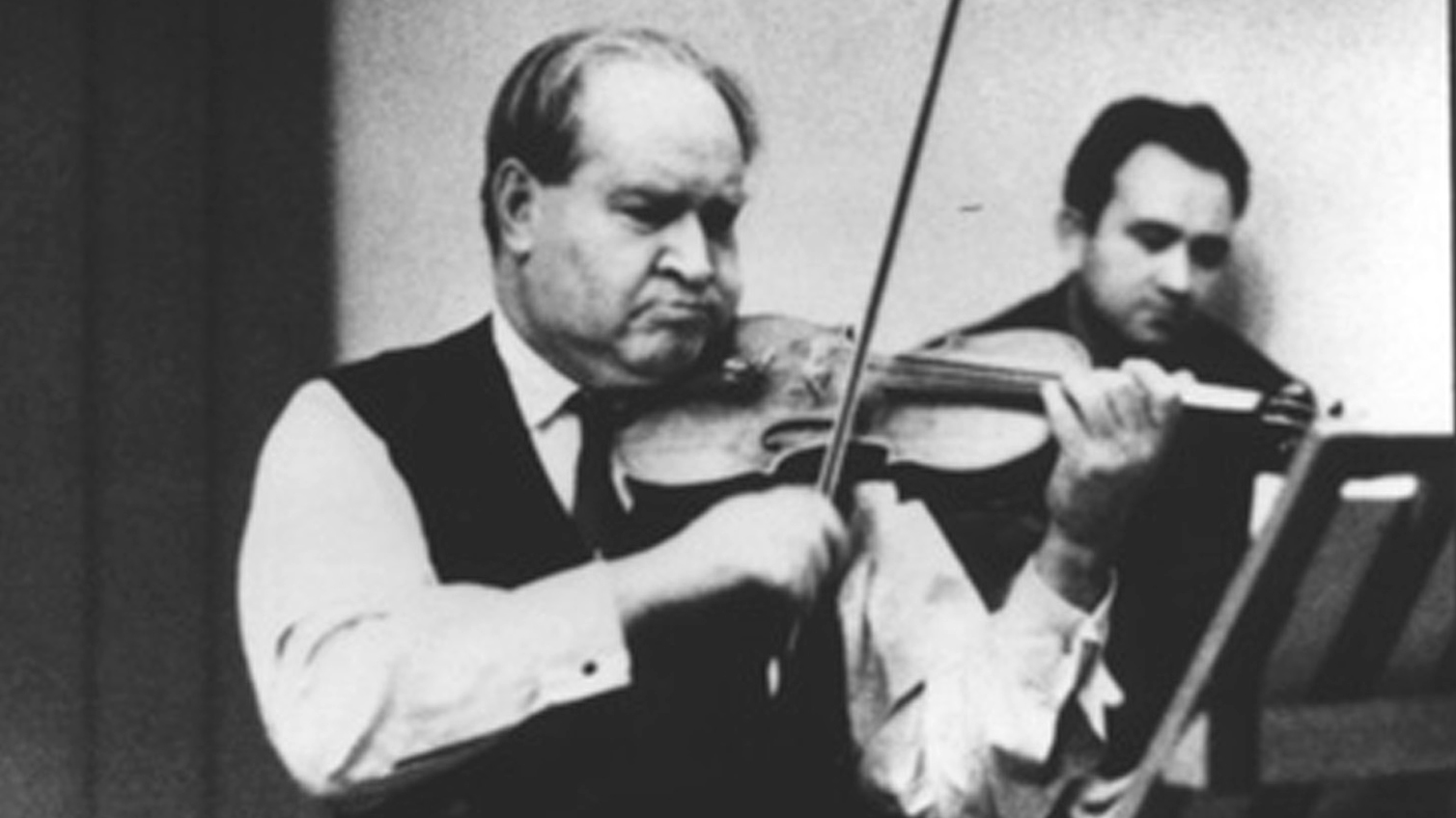 David Oistrakh performs Bach and Mozart