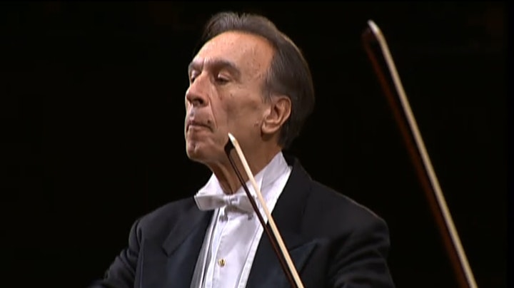 Claudio Abbado conducts Beethoven's Symphony No. 4