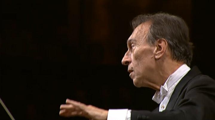Claudio Abbado dirige la Symphonie n°6 de Beethoven