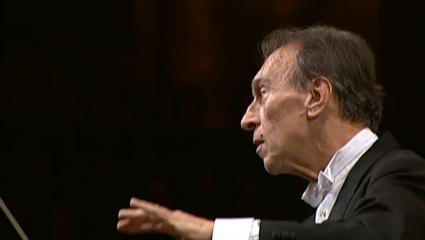 Claudio Abbado conducts Beethoven's Symphony No. 6