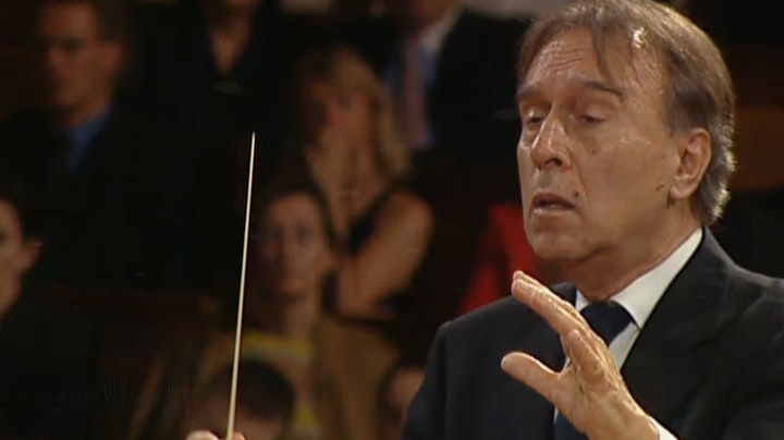 Claudio Abbado conducts Beethoven: Symphony No. 9