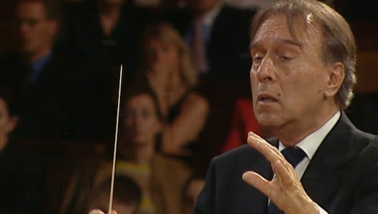 Claudio Abbado conducts Beethoven's Symphony No. 9