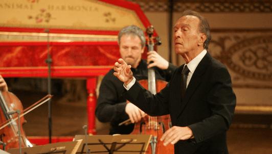 Claudio Abbado conducts Bach's Brandenburg Concertos