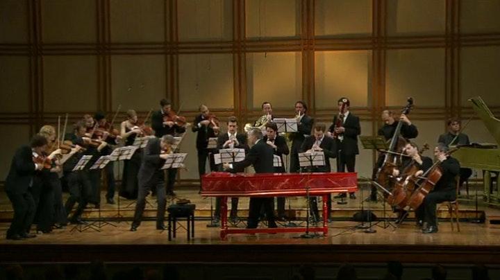 Claudio Abbado performs Bach's Brandenburg Concertos