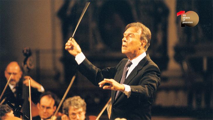 [#medicitvis10] Claudio Abbado conducts Mozart's Requiem