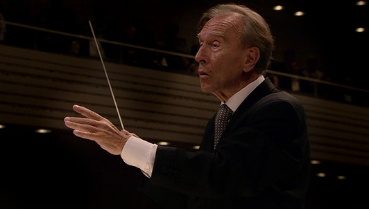 Claudio Abbado dirige la Symphonie n°9 de Mahler