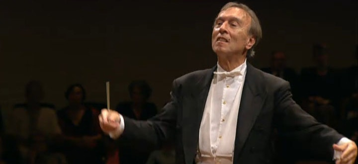 Claudio Abbado conducts Mahler's Symphony No. 5