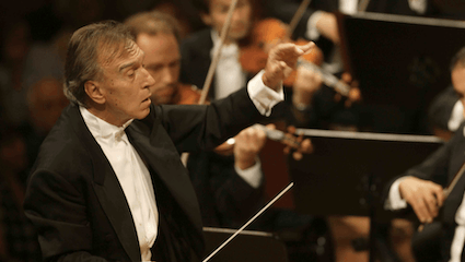 "Claudio Abbado conducts Mahler's Symphony No. 2, ""Resurrection"""