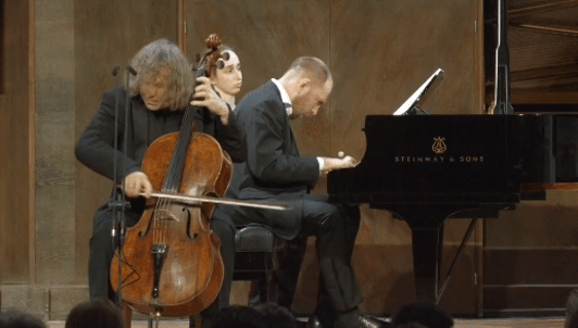 Concert No. 8: Rachmaninov's Cello Sonata in G minor — With Alexander Kniazev and Andrei Korobeinikov