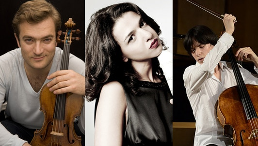 Jean-Claude Casadesus dirige Beethoven – avec Khatia Buniatishvili, Renaud Capuçon et Edgar Moreau