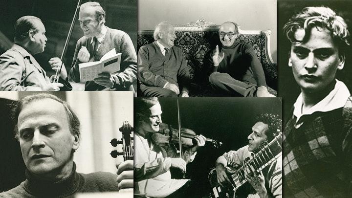 Conversations with Yehudi Menuhin