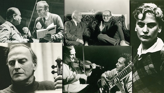 Conversations with Yehudi Menuhin