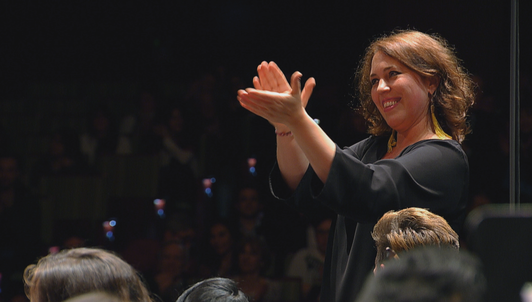 Carlos Miguel Prieto conducts Copland, Ravel, Montero, and Abreu – With Gabriela Montero
