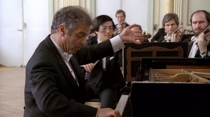 Daniel Barenboim joue et dirige le Concerto pour piano n°25 de Mozart