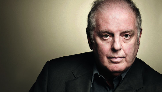 Daniel Barenboim plays Beethoven