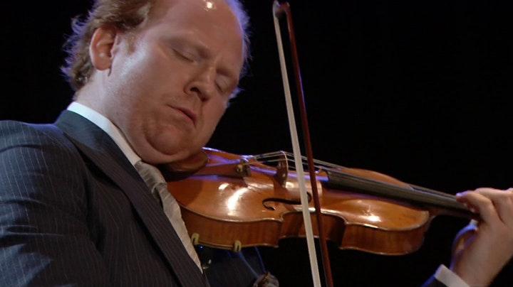 Daniel Hope and Nicholas Angelich perform Schnittke, Schulhoff, Mendelssohn, Walton