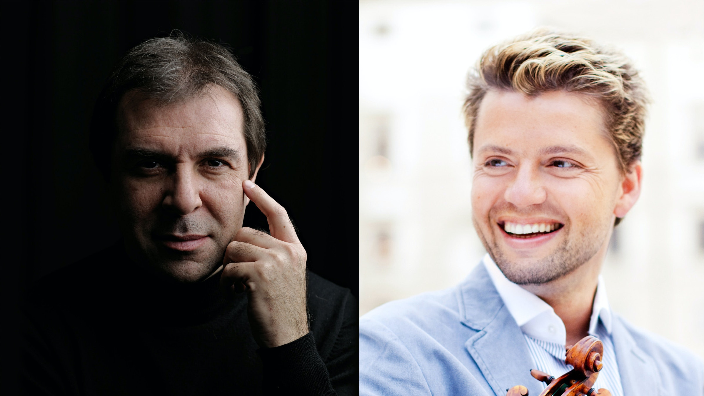 Daniele Gatti conducts Debussy, Shostakovich and Tchaikovsky – With Julian Rachlin and the Orchestre National de France