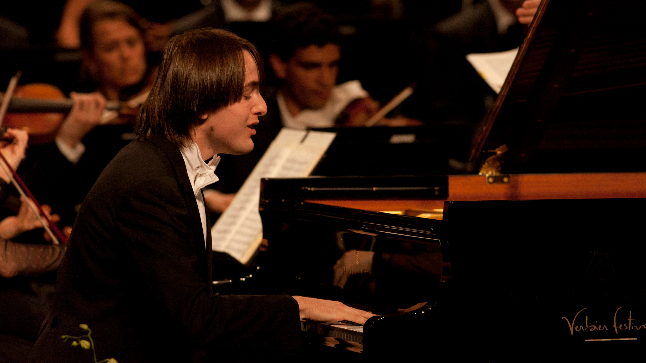 Daniil Trifonov plays Chopin – With Masaaki Suzuki