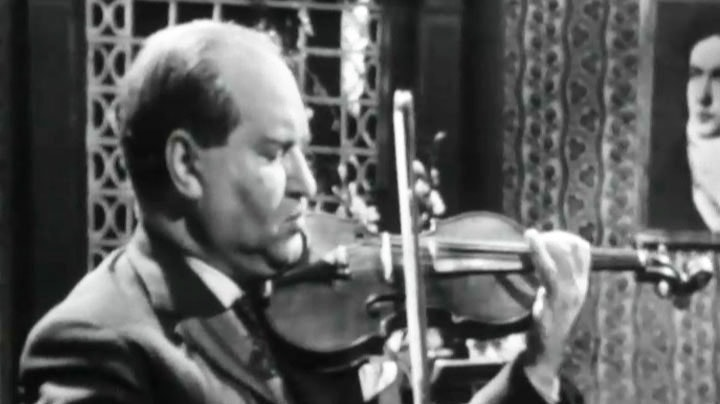 David Oistrakh plays the Spring Sonata, Beethoven, Schubert, Brahms and Prokofiev