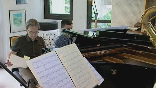 Денис Левайант, композитор в сердце творения