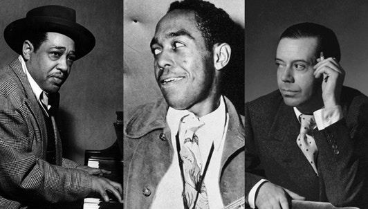 Denis Matsuev et ses amis interprètent Charlie Parker, Duke Ellington et Cole Porter