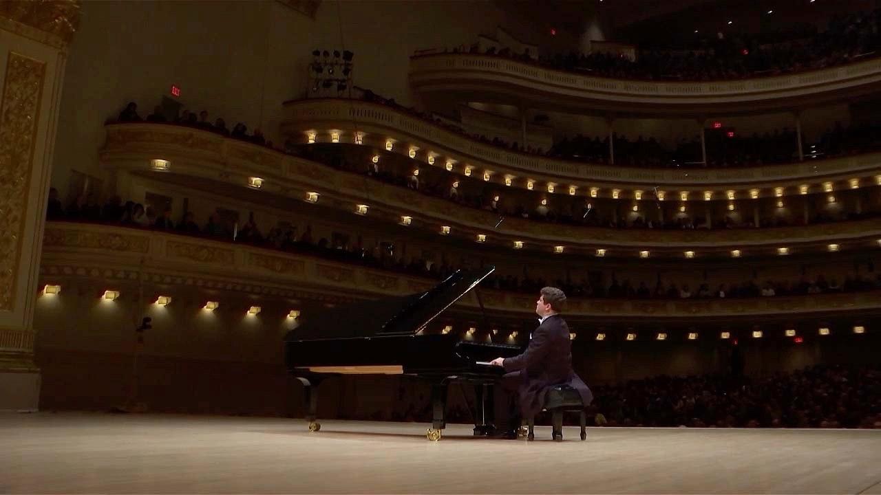 Denis Matsuev joue Beethoven, Rachmaninov, Chopin, Tchaïkovski et Prokofiev