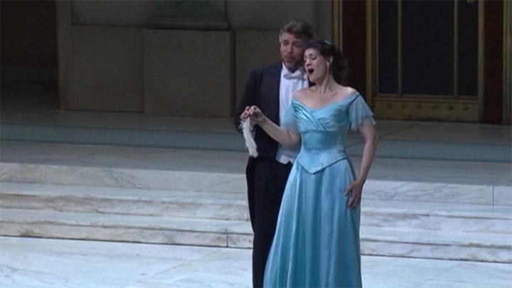 Dresden still spellbound by Strauss