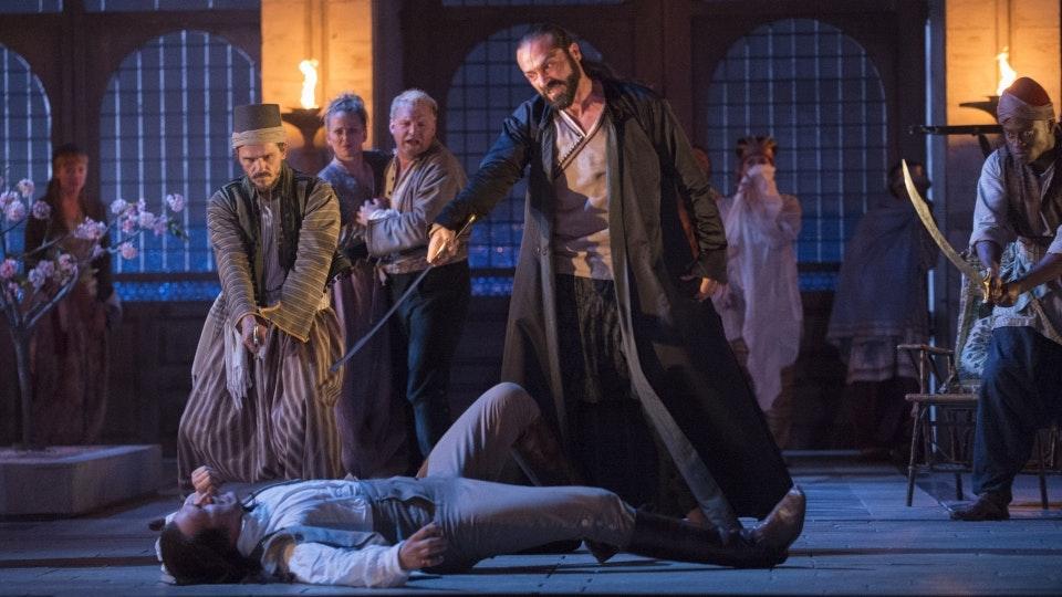 Mozart's Die Entführung aus dem Serail
