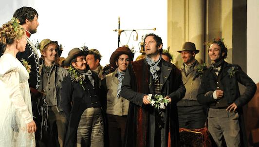 Les Maîtres chanteurs de Nuremberg de Wagner