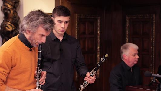 Master Class with Dimitri Ashkenazy