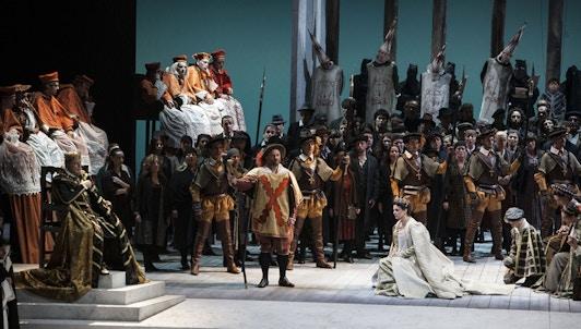 Don Carlo de Verdi