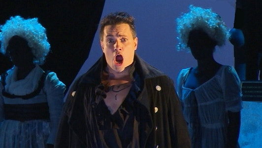 Don Giovanni: Schrott shines as Monte Carlo is seduced by Mozart's complex hero