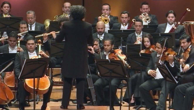 Le précieux cadeau de Gustavo Dudamel à Bogotá