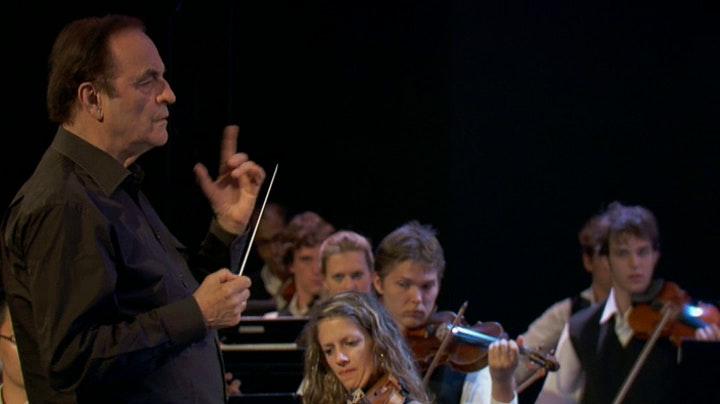 Dutoit, Takács-Nagy, and Zacharias conduct Berlioz, Haydn, and Bizet