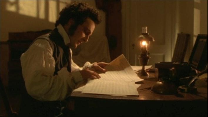 Franz Schubert, The Shadow of Death