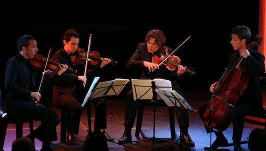 Le Quatuor Ébène joue Schubert et Mozart