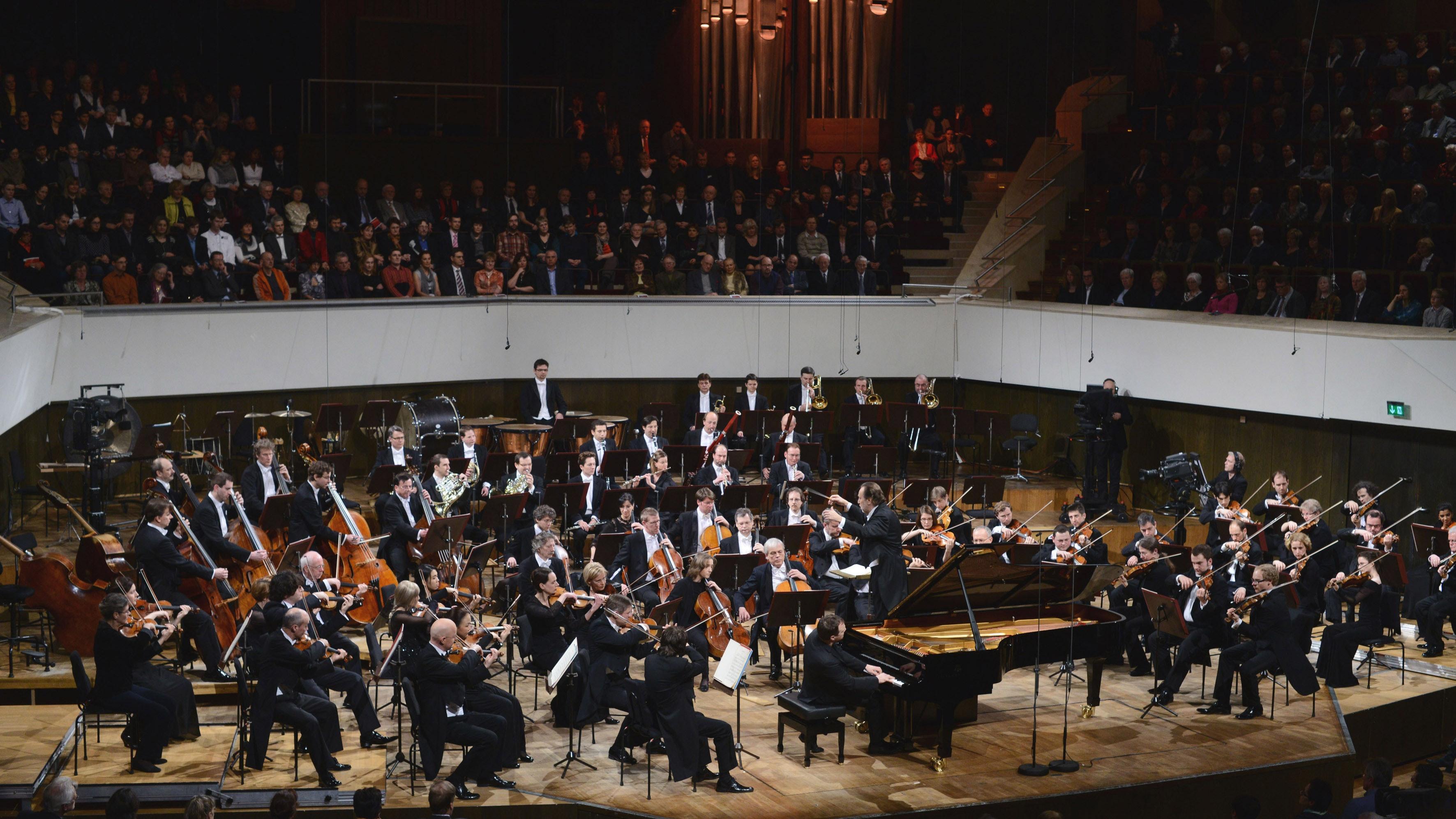Riccardo Chailly dirige le Concerto pour piano et orchestre en la mineur de Grieg – Avec Lars Vogt
