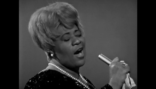 Ella Fitzgerald in Two Shows from 1965 and 1974