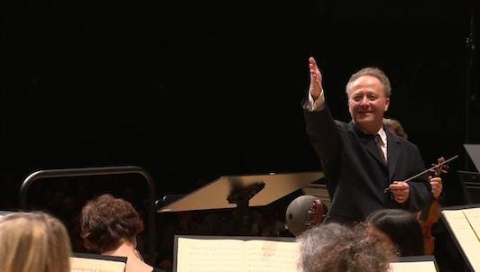 Emmanuel Krivine et La Chambre Philharmonique interprètent Beethoven: Symphonies n°1 et 3