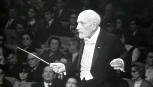 Ernest Ansermet conducts Beethoven and Pierre Monteux conducts Dukas