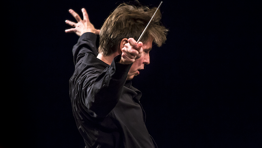 Esa-Pekka Salonen conducts Sibelius