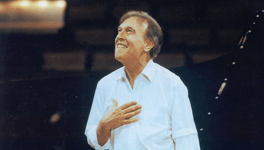 Mikhaïl Pletnev and Claudio Abbado in a program dedicated to Beethoven