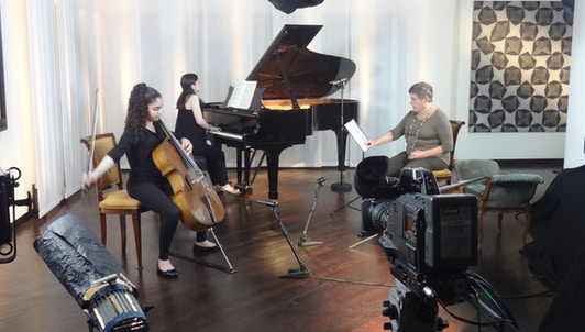 Master Class with Evangeline Benedetti (IV/V)