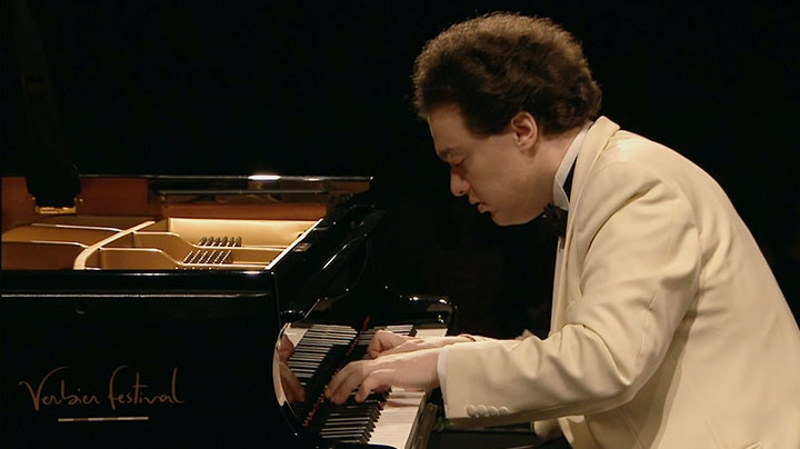 Evgeny Kissin plays Schubert and Liszt