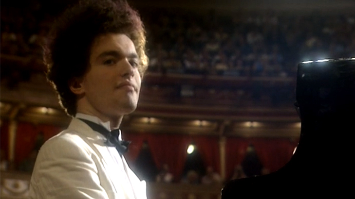Evgeny Kissin gives an unforgettable series of encores at the 1997 BBC Proms