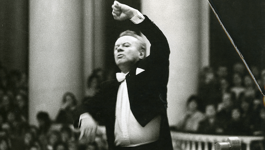 Evgeny Svetlanov conducts Rachmaninoff's Symphonic Dances