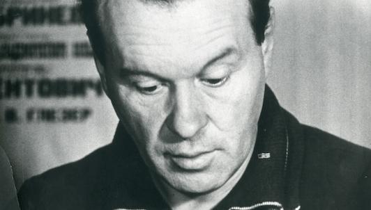 Evgeny Svetlanov dirige la Symphonie n°1 de Rachmaninov