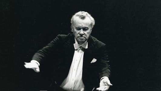 Yevgueni Svetlánov dirige la Sinfonía n.° 3 de Chaikovski